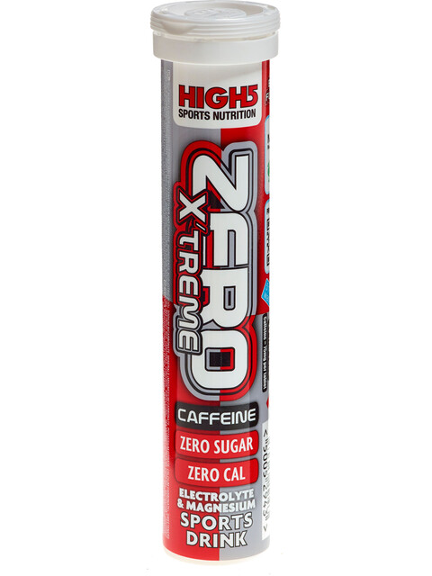 High5 Electrolyte Drink Zero X'trem Red Fruits 20 Tabs